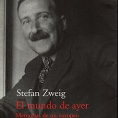 Zweig, nuestro contemporáneo