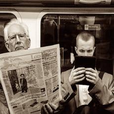 Vida de periodista