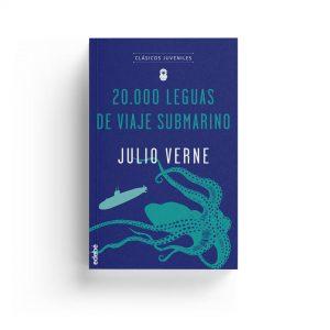 Julio Verne · 20.000 leguas de viaje submarino