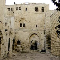 Modesta cruzada (Viaje a Jerusalén)