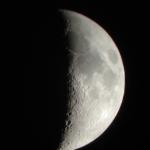 Trozos de luna