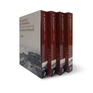 Lawrence Durrel · El cuarteto de Alejandría