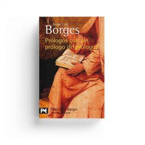 Borges · Prólogos con un prólogo de prólogos