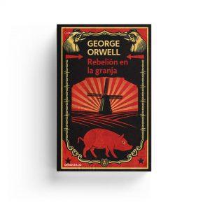 George Orwell · Rebelión en la granja